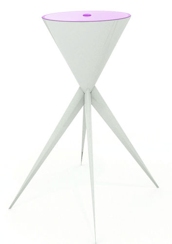 commercial side table SILENCE  QUINETTE GALLAY