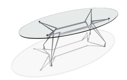 commercial table  APOLLO  PARRI DESIGN