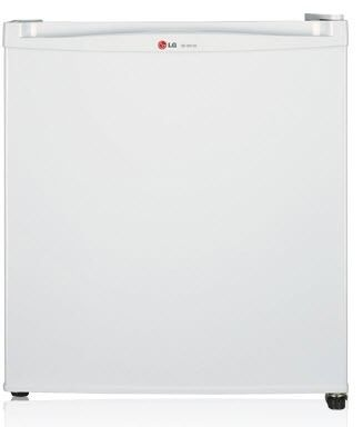 compact energy efficient refrigerator (Energy Star certified) LG GC-051SS LG Electronics