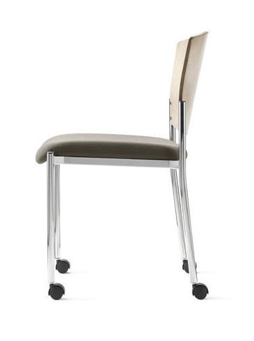 conference chair with casters STAXX Source International