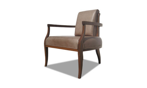 contemporary armchair GIANNI Costantini Design