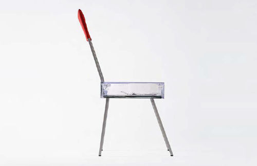contemporary chair GAMINE Sturmundplastic by La Rosa S.p.A