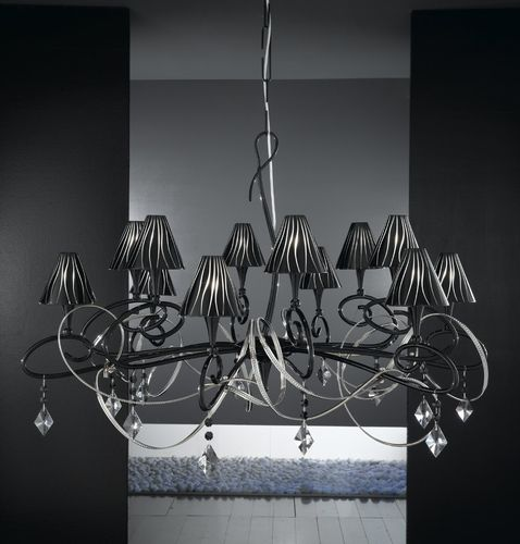 contemporary chandelier CHIC Masca