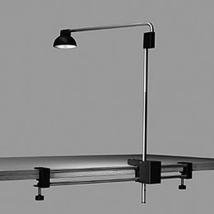 contemporary desk lamp RHA 2 by D. Rams & A. Hackbarth Tecnolumen