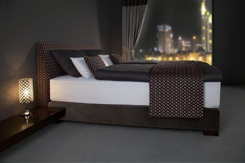 contemporary double bed SI-FWIN-STY Signature Home Collection