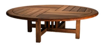 contemporary garden coffee table ECLIPSE Henry Hall Designs