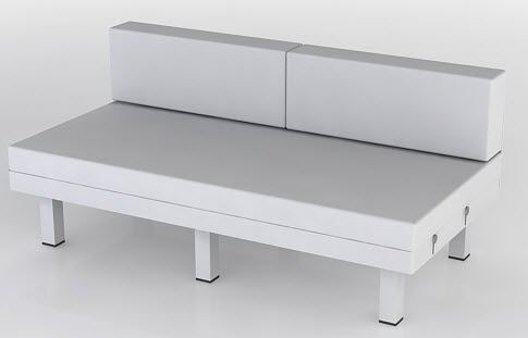 contemporary garden sofa CRUZ 	  	    	  	  Swanky Design - Premium Contemporary Furniture