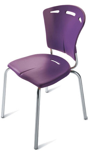 contemporary garden stacking chair 558 STAR srl