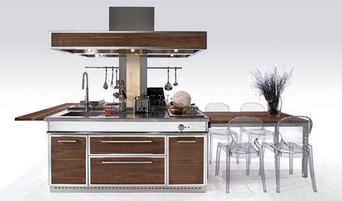 contemporary kitchen island J. Corradi