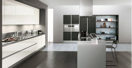 contemporary lacquer kitchen CRES SYSTEM copat