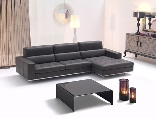 contemporary leather corner sofa bed PLANET GRUPO PIEL CONFORT / SIEXTTA