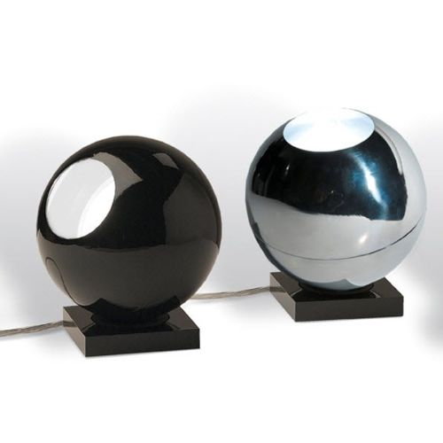 contemporary metal table lamp 12-25 by Co Twee DARK AT NIGHT NV