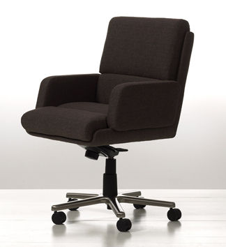 contemporary office armchair EXECUTIVE Geiger