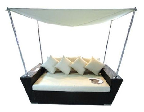 contemporary outdoor canopy bed TF 0943 Nature Corners Co.,Ltd.