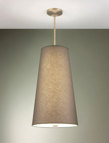 contemporary pendant lamp (fabric) 5810-10-12 ENZO WINONA LIGHTING