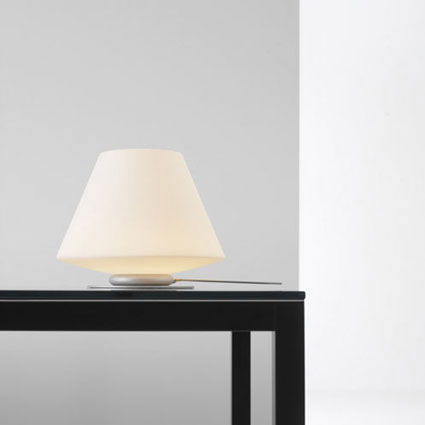 contemporary plexiglas&reg; table lamp LASAL by Eduard Samso ABR PRODUCCION