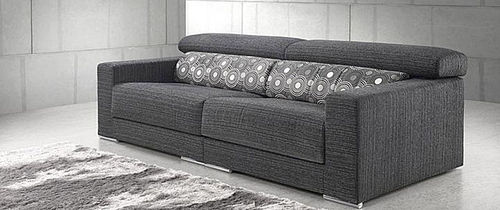contemporary recliner sofa AQUA TAPIZADOS CONFORTEXT