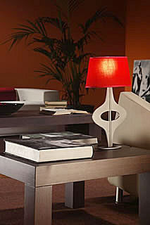 contemporary table lamp (fabric) DENNNIS  COIM