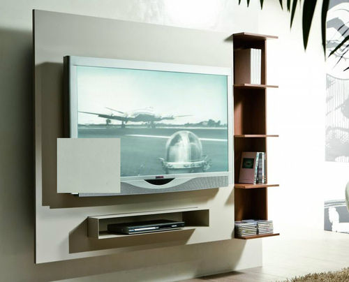 contemporary TV wall unit GHOST BERTO SALOTTI