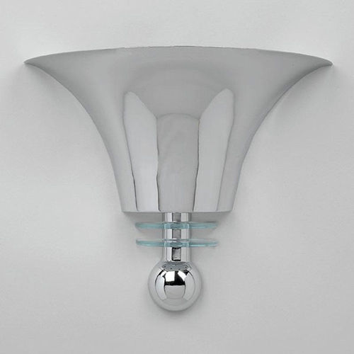 contemporary wall light (metal) UPLIGHTERS : ART DECO VAUGHAN
