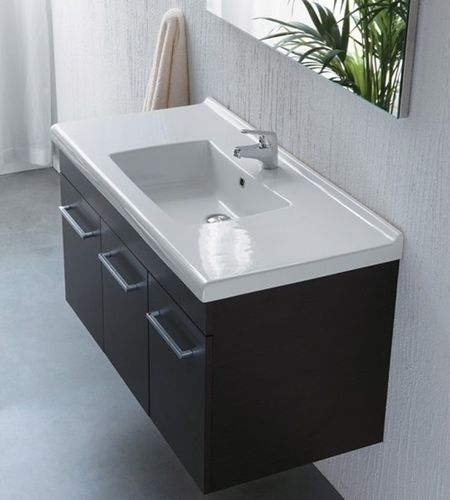 contemporary wall-mounted washbasin cabinet RELAX  Cosmogres