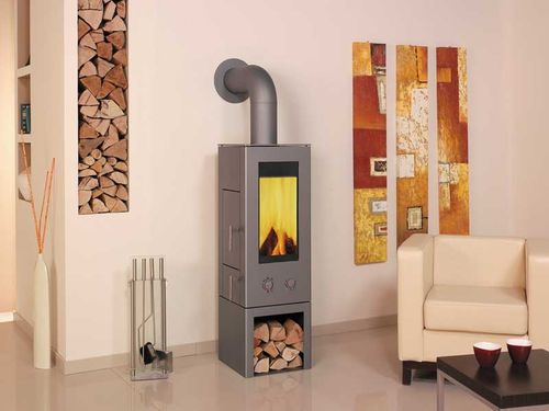 contemporary wood-burning stove Hark 72 Hark GmbH & Co. KG