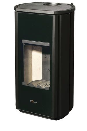 contemporary wood-burning stove (steel) FLAT COLA GF W&Auml;RMETECHNIK GMBH