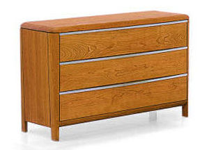 contemporary wooden chest of drawers MILANO Riva Industria Mobili