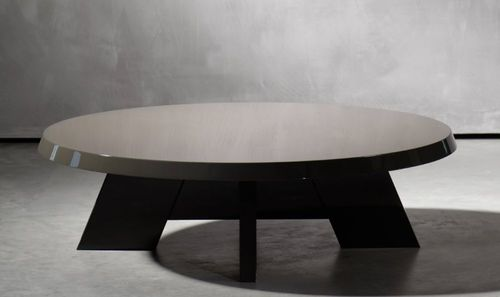 contemporary wooden coffee table ITSKE R Piet Boon Collection