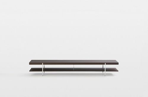 contemporary wooden coffee table MUNRO BENSEN