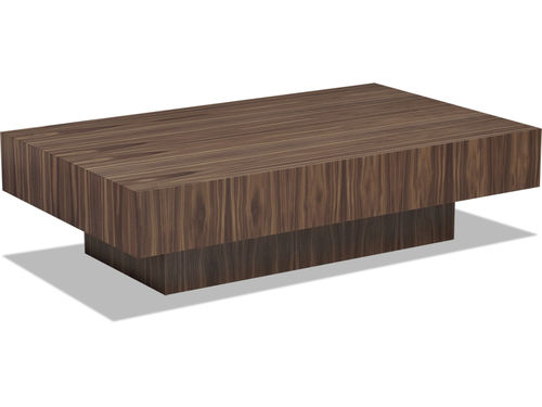 contemporary wooden coffee table Slide GUARANTEE by GIOGATZIS
