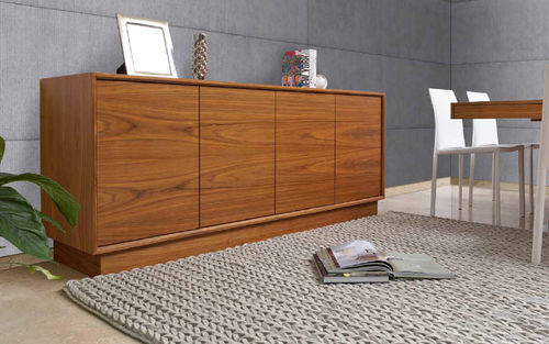 contemporary wooden sideboard DIAMOND GUARANTEE by GIOGATZIS