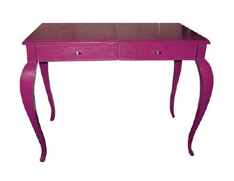 contemporary writing desk CABRIOIE Urban Cape