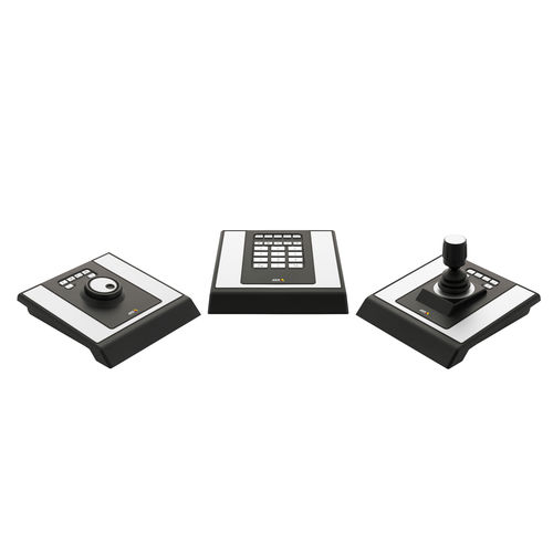 control keypad for remote monitoring network AXIS T8310 AXIS COMMUNICATIONS