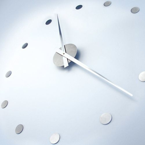 design wall clock WANDUHR RADIUS DESIGN