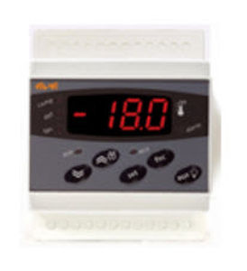 DIN rail programmable thermostat EWDR981 Eliwel Controls