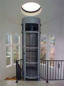 electric home elevator VISION 450 Nationwide Lifts