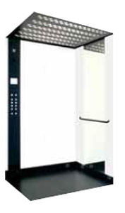 electric home elevator DUERO ALAPONT BLUE GIANT 