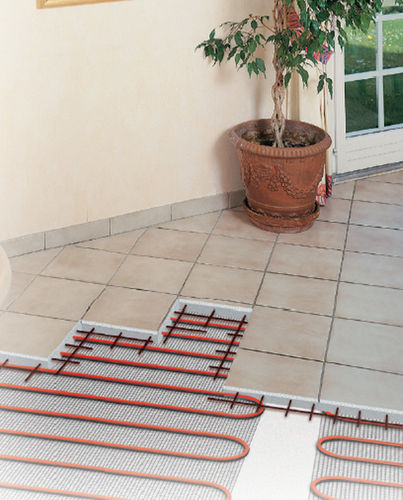 electric underfloor heating HPE NOIROT