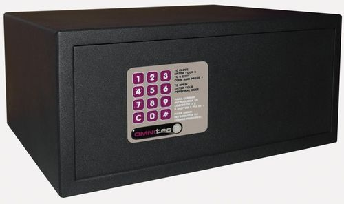 electronic safe for hotel rooms EASY OMNITEC SYSTEMS, S.L.