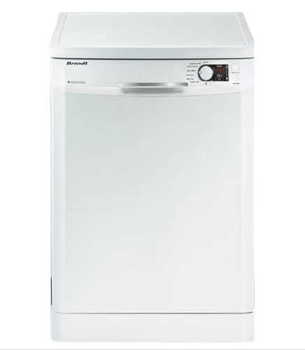 energy efficient built-in dishwasher (EU Energy label) DFH1042 Brandt