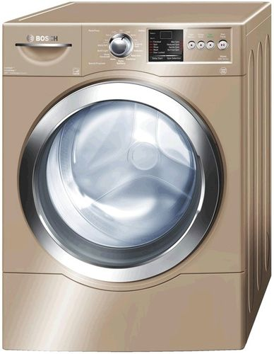 energy efficient front loading washing machine (Energy Star certified) WFVC544CUC BOSCH