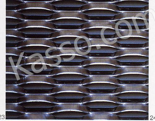 expanded metal rhomboidal mesh GEN - 01 Kasso Engineering Limited Co.