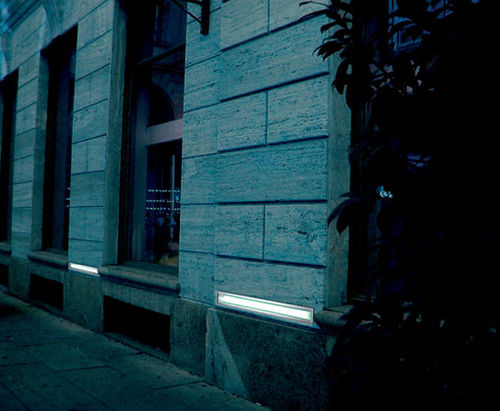 exterior LED beacon light EMPHASIS II ELINCA SRL Innovative Lighting