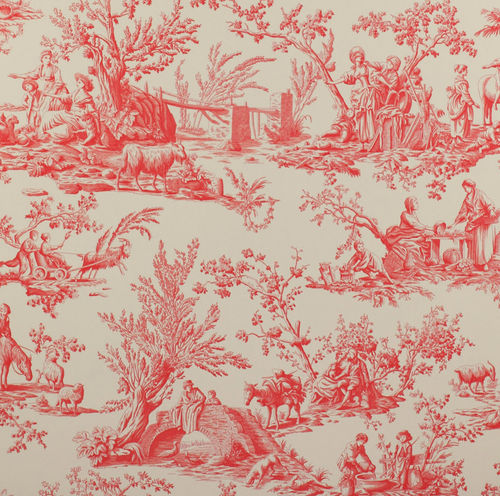 fabric for upholstery BELLEGARDE MANUEL CANOVAS