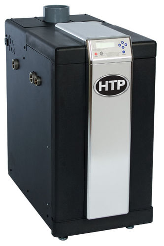 floor standing condensing gas boiler ELITE PLUS HTP Inc.