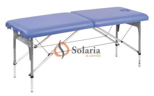 folding massage table ACCUA ESTANDAR SOLARIA