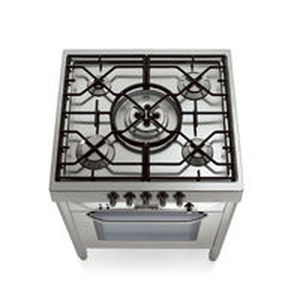 gas range cooker 56.66/5G-CF  ALPES-INOX
