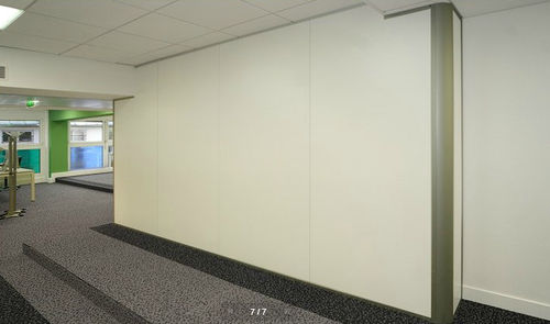 glass removable partition SATINE ABCD INTERNATIONAL