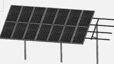 ground fixing system for pv installation FSTCL008 Fire Energy S.L 